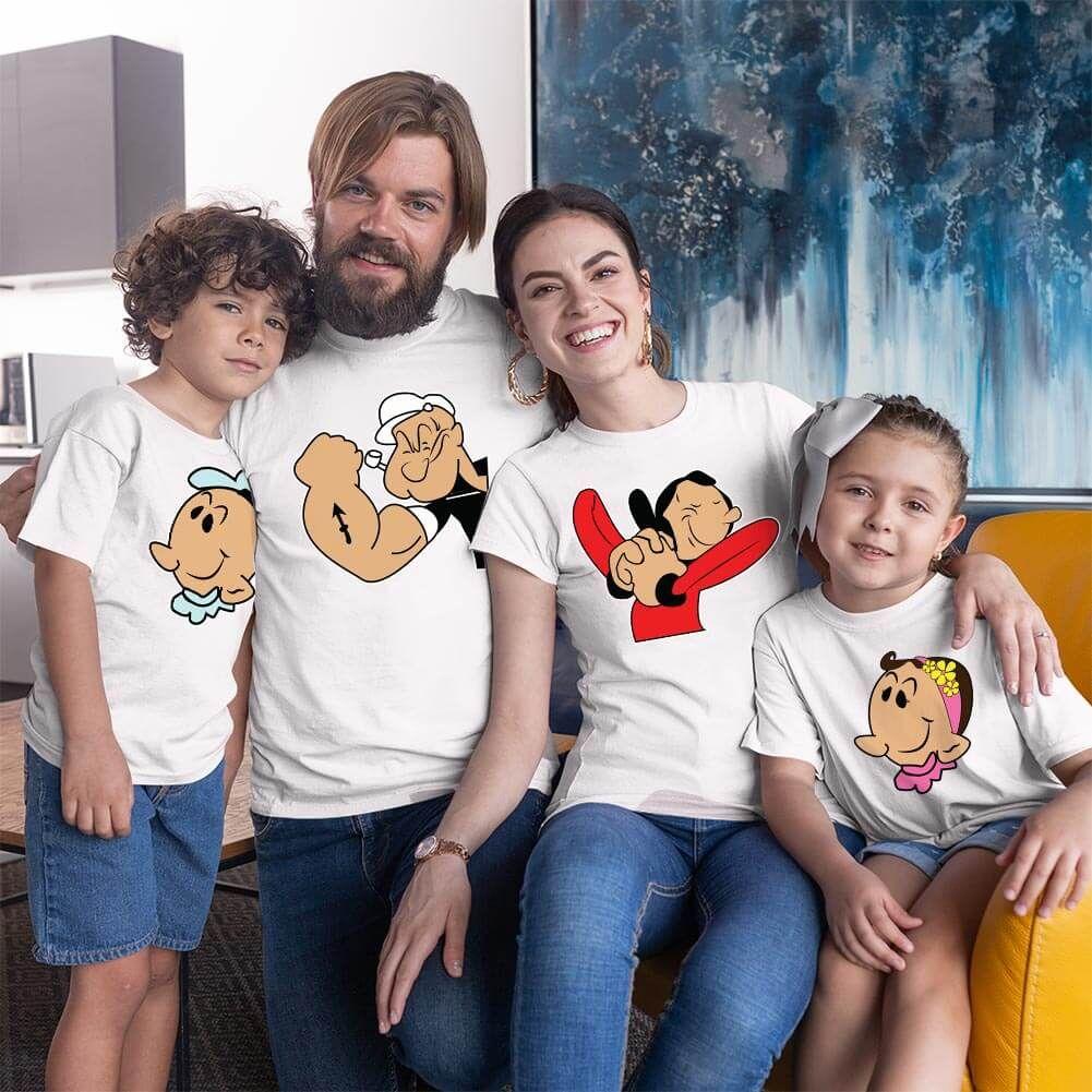 Temel Reis Temalı 4'lü Aile Kombini