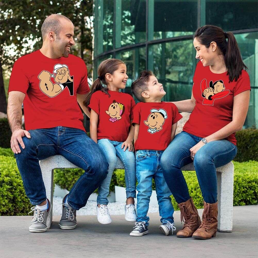 Temel Reis Temalı 4'lü Aile Kombini (1)