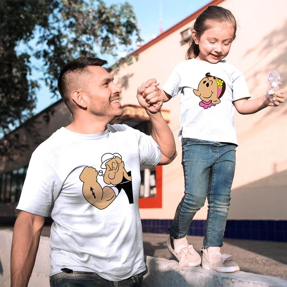 Temel Reis Baba ve Kız Çocuk Kombini