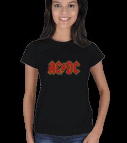 CÇ Design by Cem Çetin - AC DC Kadın Tişört