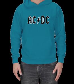 MODARELLA - AC/DC Erkek Kapşonlu