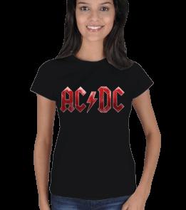 Licer - AC/DC Kadın Tişört