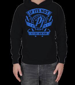 Güreş Market - AJ Styles - If Its NOT P1 Erkek Kapşonlu