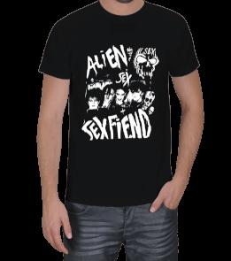 YARASA - Alien Sex Fiend - Vintage Erkek Tişört