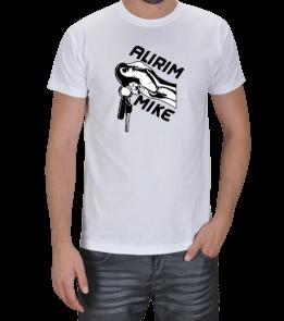 Dört Bijon - Alırım Anahtarını Mike Erkek Tişört