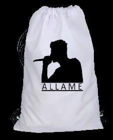 turkcerapstore - Allame Çanta Büzgülü spor çanta