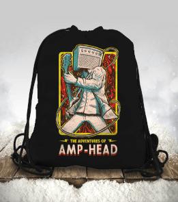 Chimonto Artz - Amp Head Büzgülü spor çanta