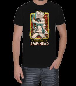 Chimonto Artz - Amp Head Erkek Tişört