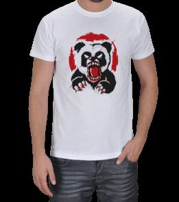 Envy - Angry Panda Erkek Tişört