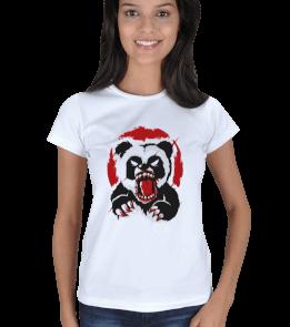 Envy - Angry Panda Kadın Tişört
