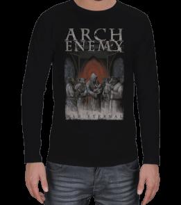 mk1500 Shop Tişört 5 - Arch Enemy Erkek Uzun Kol