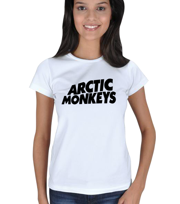 internet fashion - Arctic Monkeys Kadın Tişört