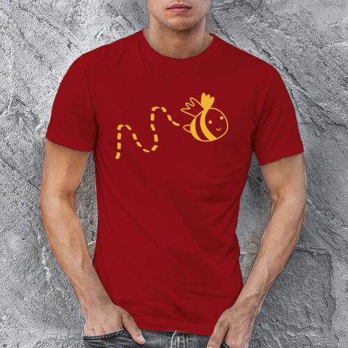 Arım Balım Erkek Kısa Kol Tişört - Tekli Kombin