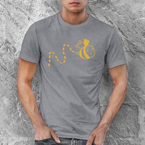 Arım Balım Erkek Kısa Kol Tişört - Tekli Kombin - Thumbnail
