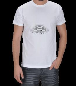 E.Ç. TASARIM - ASM gömülü sistemler beyaz Erkek Tişört