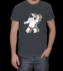 Kuzgunun Dünyası - Astronot Erkek Tişört