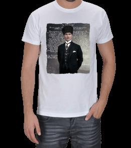 Tulpar Wear - Atatürk Gençliğe hitabe Erkek Tişört