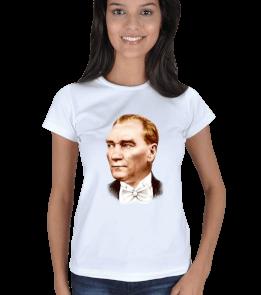 Ms Art Tasarım - ATATÜRK Kadın Tişört