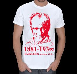 KralTişört - Atatürk Tişört Erkek Tişört