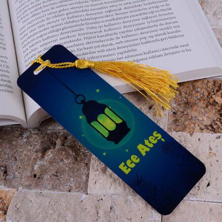 - Ateşböceği Temalı Kitap Ayracı