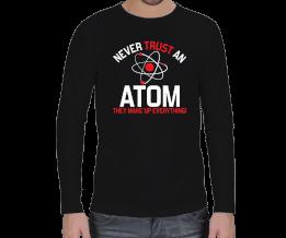 ATT - Atom Erkek Uzun Kol