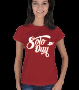 Asianfireflies Shop - B1A4 - SOLO DAY Kadın Tişört