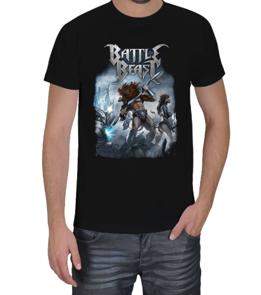 Tishop - Battle Beast Erkek Tişört