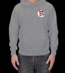 hayaleturkcom - Bayraklı hayalet Erkek Kapşonlu