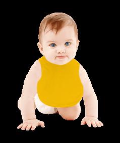 Bebek Mama Önlüğü