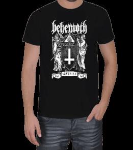 metalkafa1500 - Behemoth Erkek Tişört