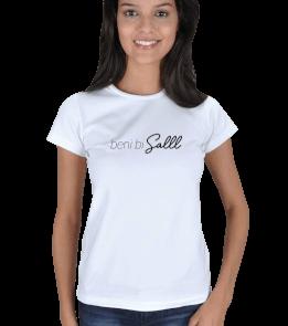 BeşÇeyrek Design - beni bi sal Kadın Tişört