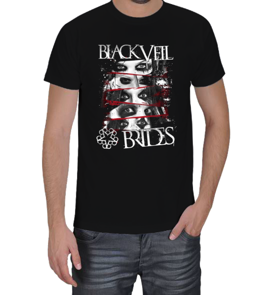 metalkafa1500 - Black Veil Brides Erkek Tişört