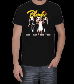 kemik - Blondie Parallel Lines Erkek Tişört