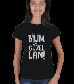 BilimNeGuzelLan - BNGL Yazılı 2 Kadın Tişört