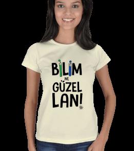 BilimNeGuzelLan - BNGL Yazılı Kadın Tişört