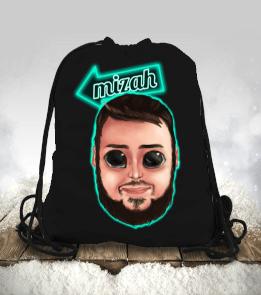 KibritShop - boğaç mizah çanta Büzgülü spor çanta