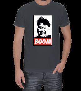 Aldın Mı Bassını - BOOM Erkek Tişört