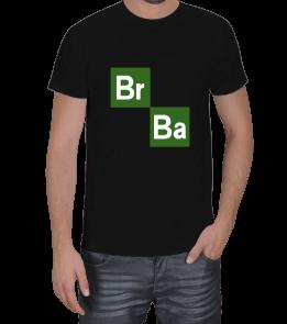BR BA Erkek Tişört