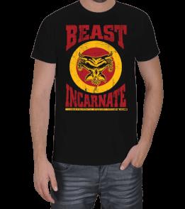 Güreş Market - Brock Lesnar - Beast Incarnate Erkek Tişört