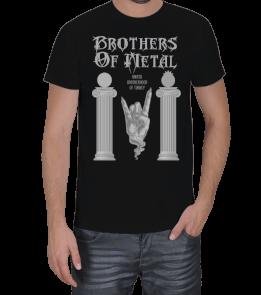 Oscar Sierra - Brothers Of Metal Erkek Tişört