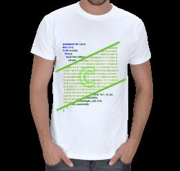 E.Ç. TASARIM - C PROGRAMCI Erkek Tişört