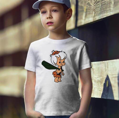 Tisho - Çakmaktaş Erkek Çocuk Tişört - Tekli Kombin