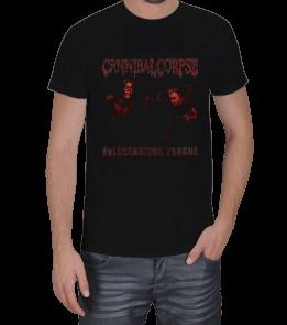 Tishop - Cannibal Corpse Erkek Tişört