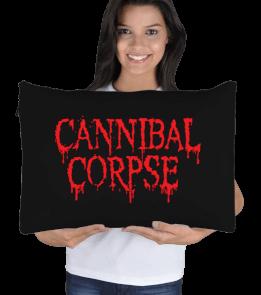 yastık 2 - Cannibal Corpse Uyku Yastık Kılıfı