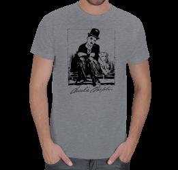 mc - Charlie Chaplin - [2] Erkek Tişört
