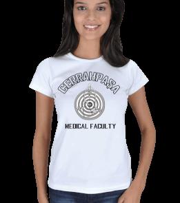 CTFStoreTisho - CTF DART-2 BEYAZ Kadın Tişört