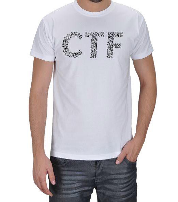 CTFStoreTisho - CTF İKON BEYAZ Erkek Tişört