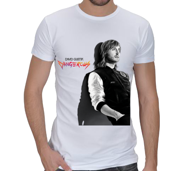 Cons T - David Guetta - Classic Erkek Spor Kesim