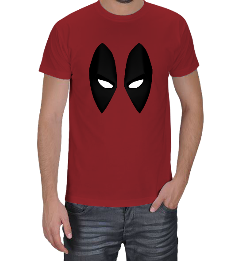 X SHIRT - Deadpool Erkek Tişört