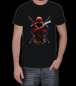 Dreamland Universe - Deadpool Erkek Tişört